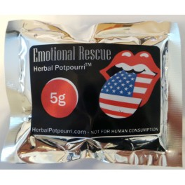 EMOTIONAL RESCUE HERBAL POTPOURRI