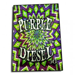 PURPLE DIESEL HERBAL POTPOURRI 3g