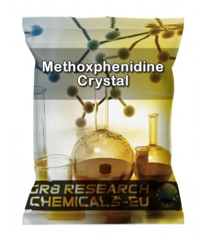 Methoxphenidine Crystal