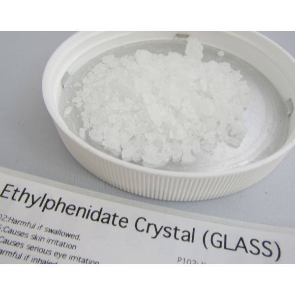 ETHYLPHENIDATE GLASS CRYSTAL