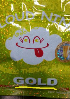 The Original Cloud Nine Gold (3g)