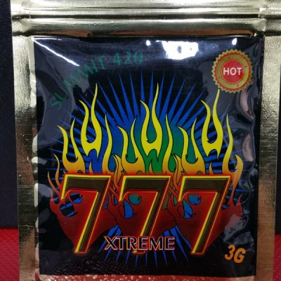 Summit 420 777 Xtreme Hot (3g)