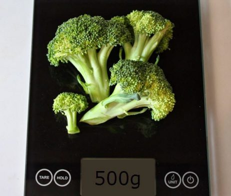 500 grams of Broccoli