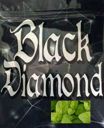 Black Diamond Spearmint (3g)