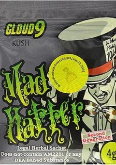 Cloud 9 Mad Hatter Kush (3g)