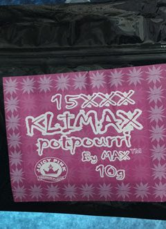 Klimax 15xxx Juicy Pink 10g