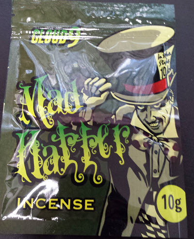 Mad Hatter Green (10g)
