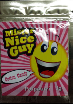 Mister Nice Guy Cotton Candy (3g)