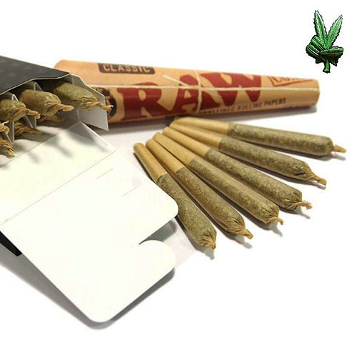 10 Pre-Rolled Joints