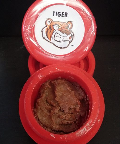 Tiger Red Concentrated Wax (1.5g)