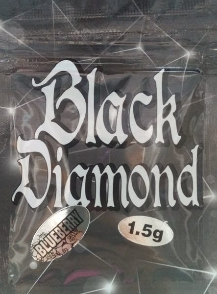 Black Diamond Blueberry (1.5g)