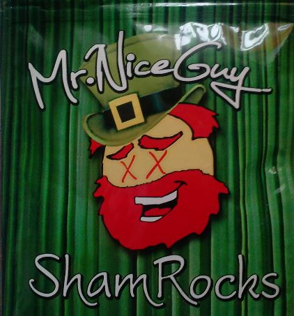 Mr. Nice Guy Shamrocks (10g)