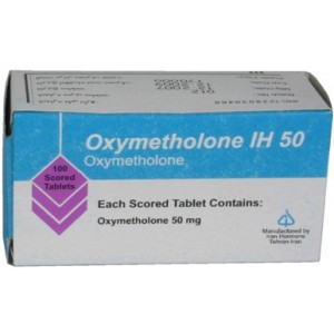 Oxymetholone IH 50mg