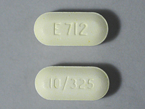 Endocet (Oxycodone & Acetaminophen) 10/325mg