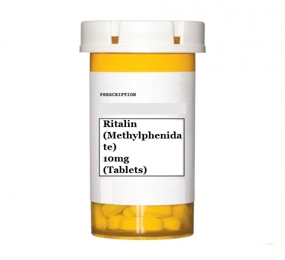 Ritalin (Methylphenidate) 10mg