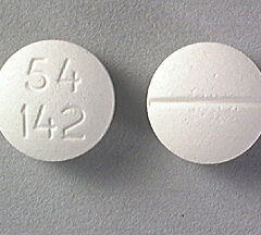 Methadone systemic 10 mg (54 142)