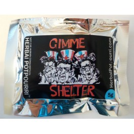GIMME SHELTER HERBAL POTPOURRI