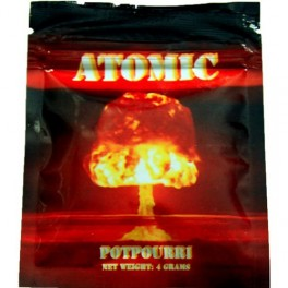 ATOMIC HERBAL POTPOURRI 4g