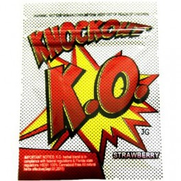 KNOCKOUT K.O. HERBAL POTPOURRI 3g