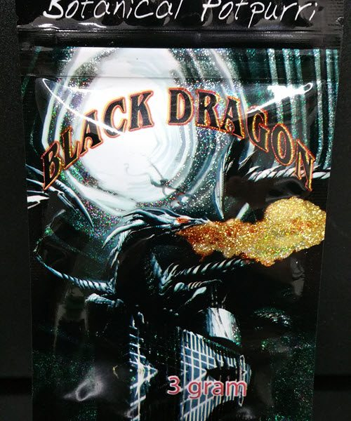 Black Dragon (3g)