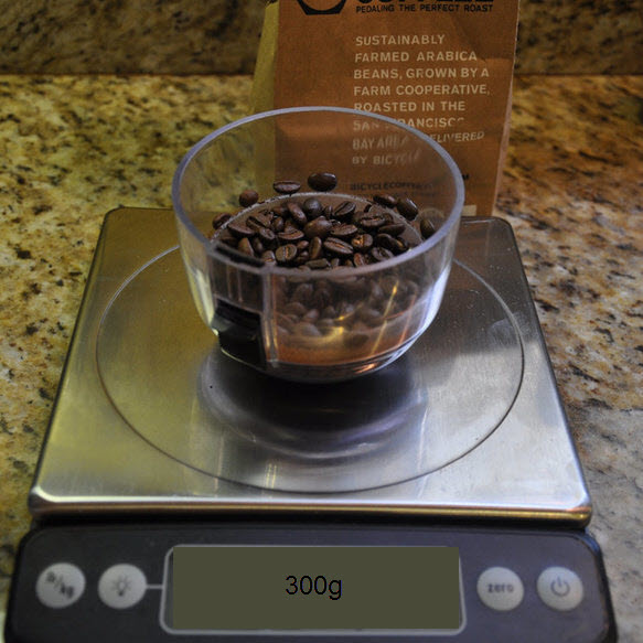 300 grams of Coffee