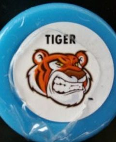Tiger Blue Baller Concentrated Wax (1.5g)