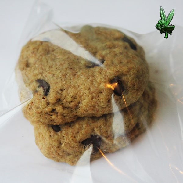 10 Cannabis Chocolate Chip Cookies