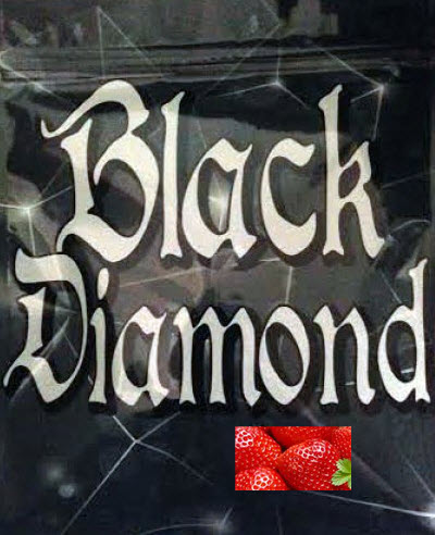 Black Diamond Strawberry (3g)