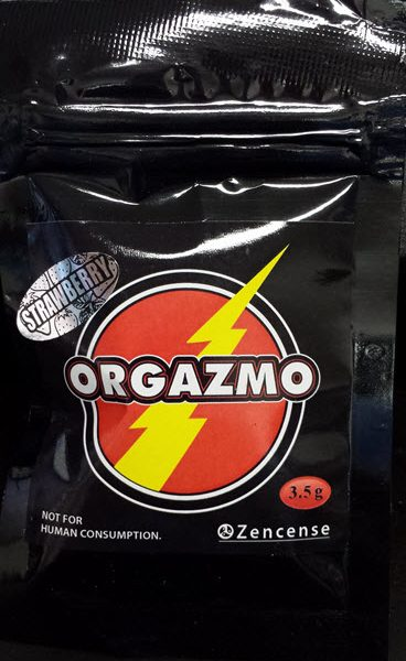 Orgazmo Kush Strawberry (3.5g)