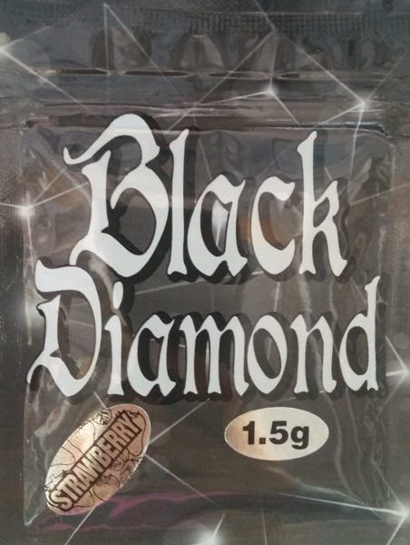 Black Diamond Strawberry (1.5g)