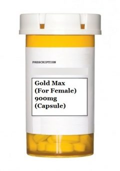 Gold Max Sex Supplement (for female)