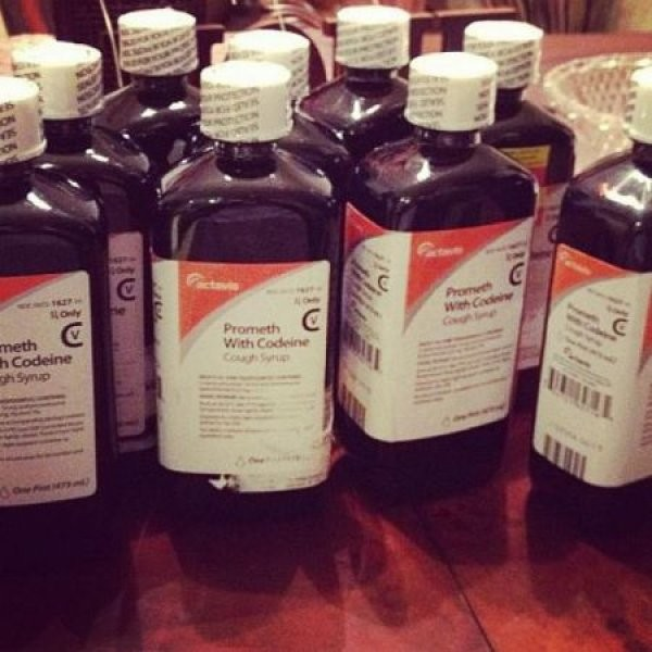Actavis (cough syrup) 16oz
